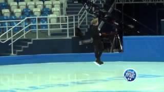 ПРИКОЛ!!!!  Шокирующее видео с тренировки Евгения Плющенко в Сочи 2014!!!(, 2014-02-12T18:34:11.000Z)