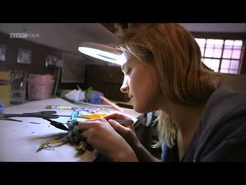 Image result for polly morgan what artists do all day