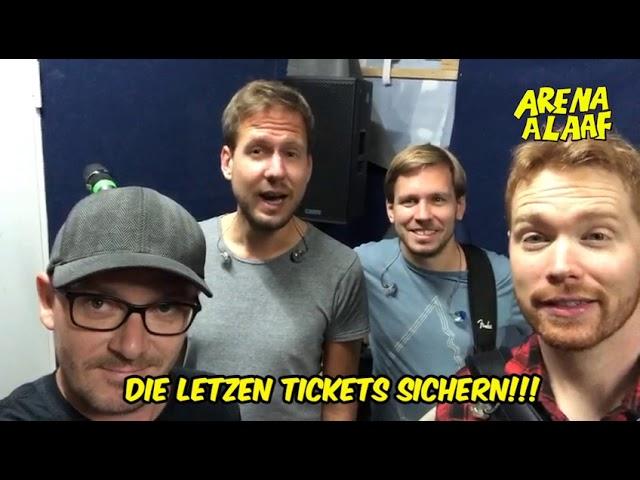 MILJÖ @ Arena Alaaf 2018 // Schwalbe Arena