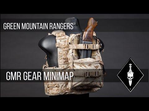 Green Mountain Rangers : GMRGear Minimap