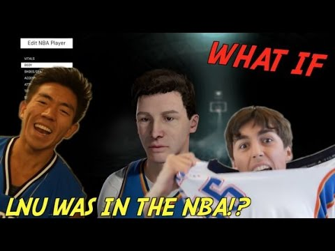 """""""WHAT IF"""" LostNUnbound WAS IN THE NBA!? LNU VS KEVIN DURANT"""