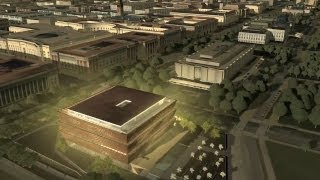 Inside the Groundbreaking of the National Museum of African American History and Culture