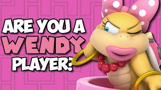 Are You A Wendy Player - Super Smash Bros. Ultimate