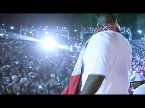 Rick Ross in Haiti  live