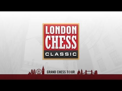 Grand Chess Tour Official London Chess Classic 2016 Round Four