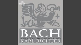 """J.S. Bach: Cantata, BWV 171 """"Gott, wie dein Name, so ist auch dein Ruhm"""" - Recitativo """"Und da..."""