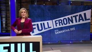 Dear Santamantha | Full Frontal on TBS
