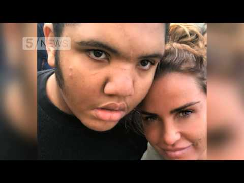 Katie Price: Troll made Harvey 'sex video'