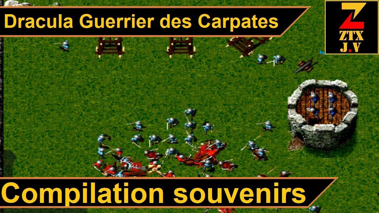 dracula guerrier des carpates