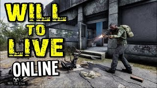 Will to Live Online - New STALKER-ish MMO?! - Post-apocalyptic Open-world Survival Sandbox
