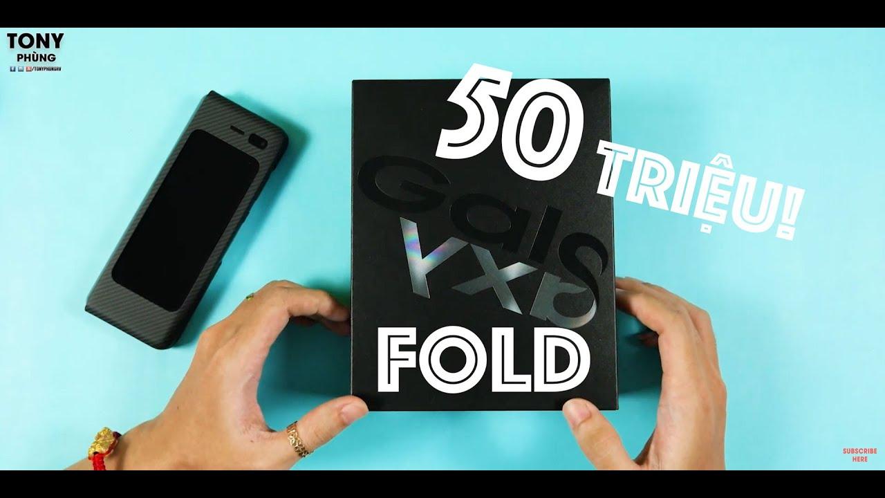 Cảm nhận nhanh về Samsung Galaxy Fold – Chỉ biết nói là PHÊ!!!