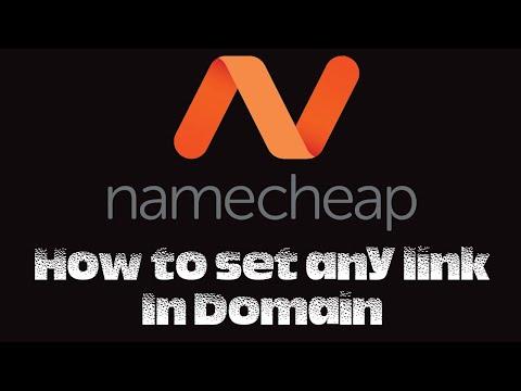 How To Set A Link To A Namecheap Domain | CPA Link Set To Domain | Tech Bangla 147