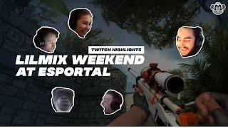 Lilmix Highlights #8 | Lilmix Weekend at Esportal
