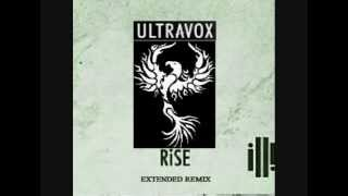 ULTRAVOX - Rise (Special Remix) Unofficial Fan-made.