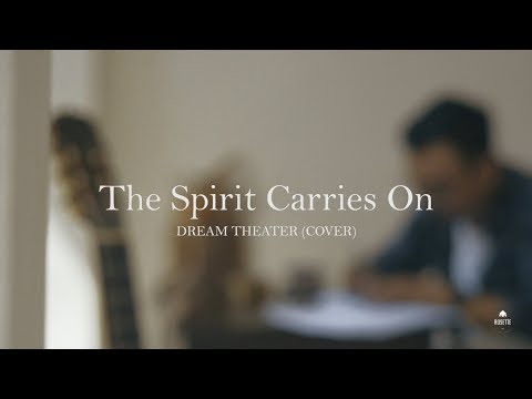 Dream Theater - The Spirit Carries On (Cover) By Rosette Guitar Quartet