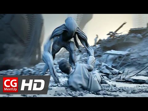 "CGI VFX Breakdown ""Attraction VFX Breakdown"" by Main Road Post 