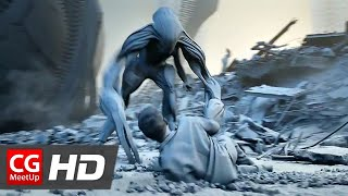 CGI VFX Breakdown 'Attraction VFX Breakdown' by Main Road Post