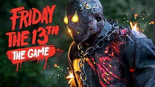 FRIDAY THE 13TH THE GAME! SCARIEST GAME EVER + NEW HOUSE TOUR