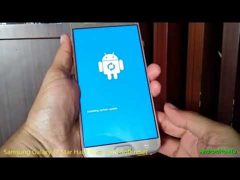 Samsung Galaxy J7 Star Hard Reset and Soft reset | Recovery