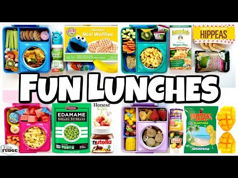 NEW LUNCH BOXES! And HOT LUNCHES 🍎 Fun Lunch Ideas