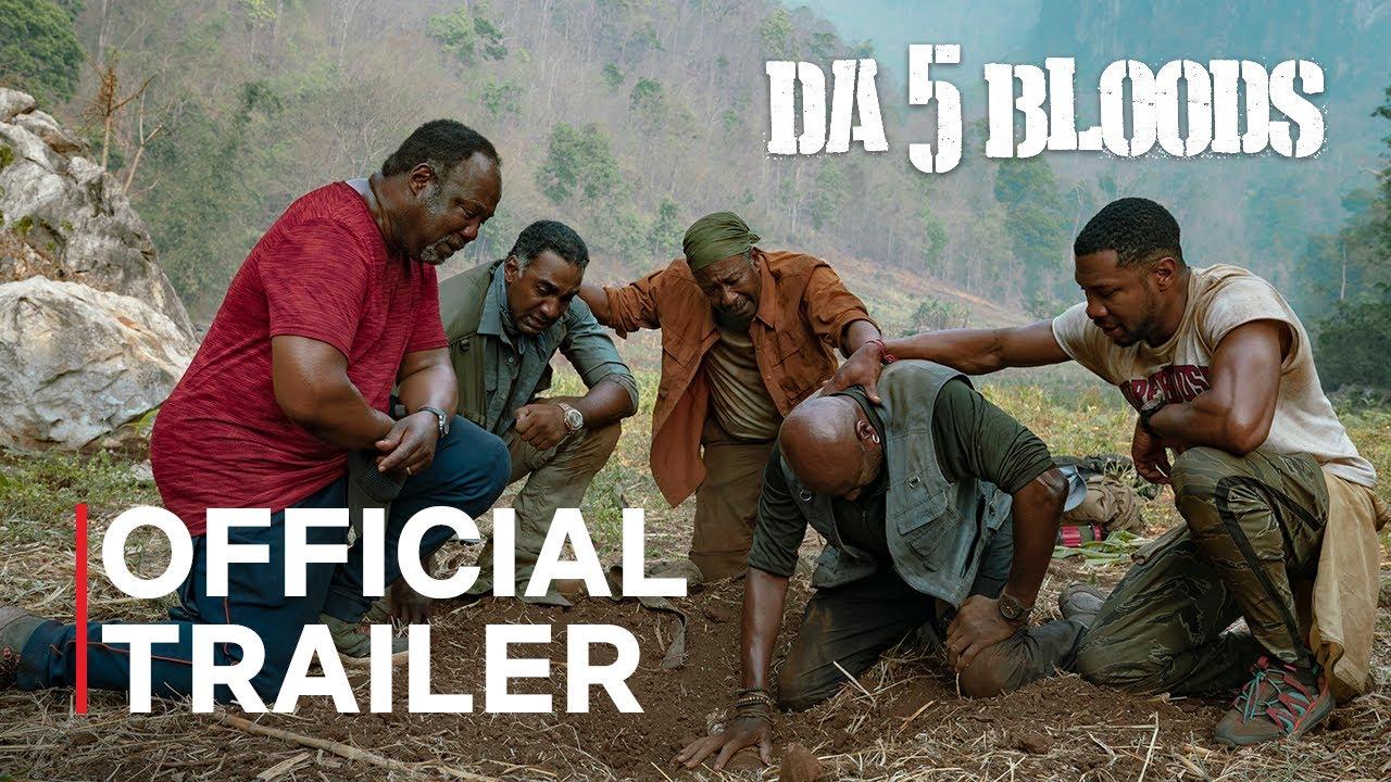 Da 5 Bloods   Official Trailer   Netflix - YouTube