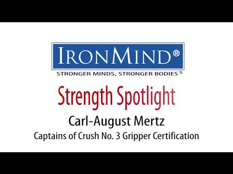 IronMind Strength Spotlight - Carl-August Mertz