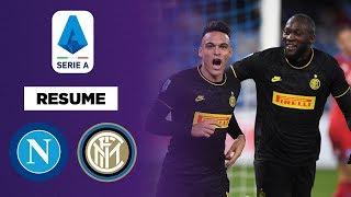 Serie A : L'Inter Milan répond à la Juve avec brio !