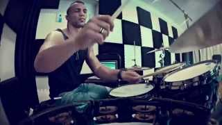 "Cris Cab ft. Pharrell ""Liar Liar"" (Drum Cover)"