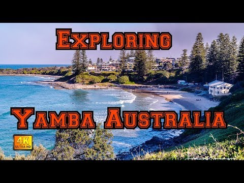 Exploring Yamba Australia, Part1