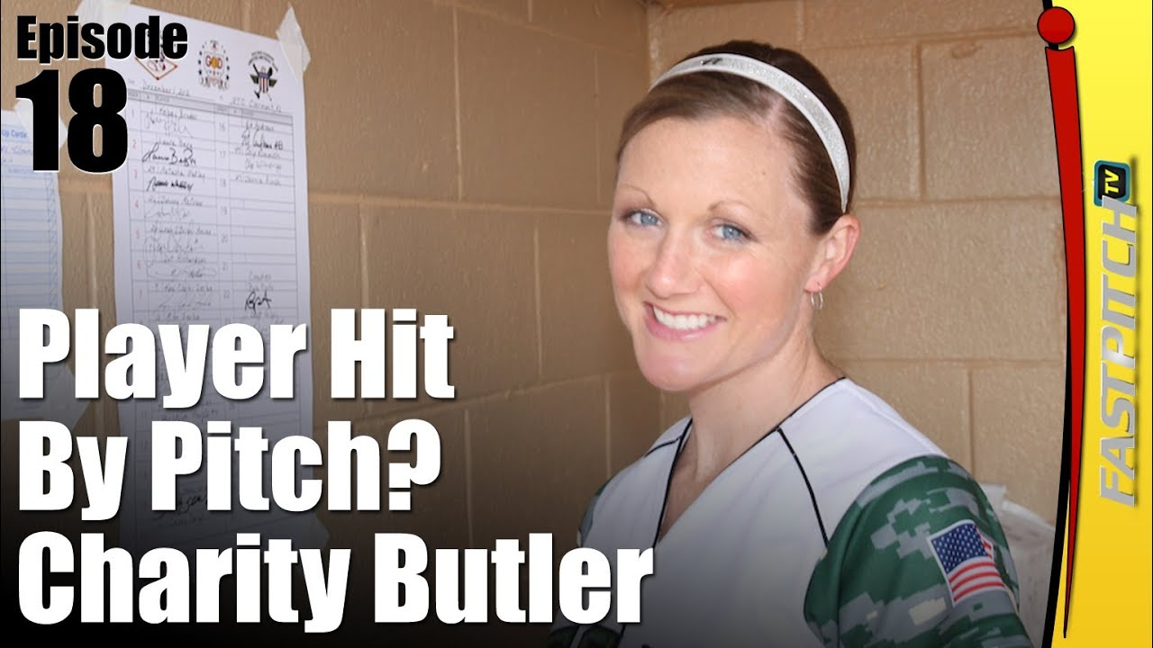 Softball Drills & Tips: Hit By Pitch | Fastpitch TV