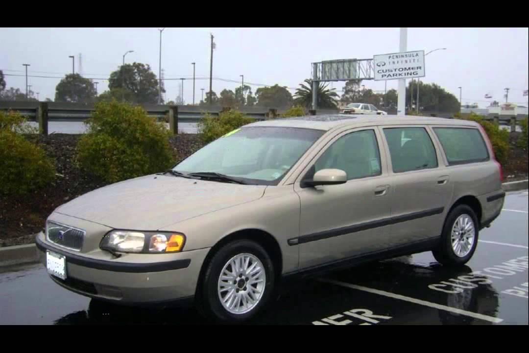 2004 Volvo V70 Youtube