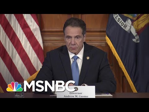 Andrew Cuomo Announces Highest Single-Day Death Toll From Coronavirus In New York   MSNBC