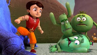 Super Bheem - The Crazy Cactus   Fun Cartoon for Kids   Funny Kids Videos