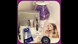 GlossyBox August We Are GlossyBox Edition