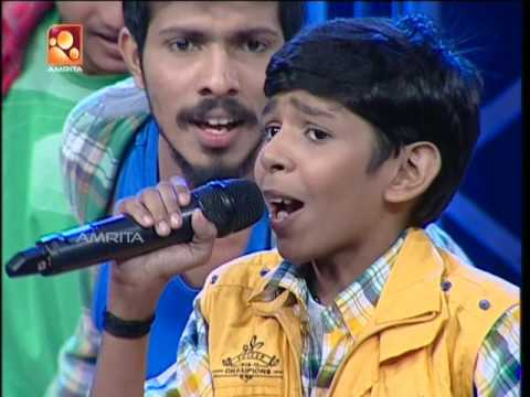 Super Star Junior | Amal Royperforming Ootty Pattanam movie Kilukkam
