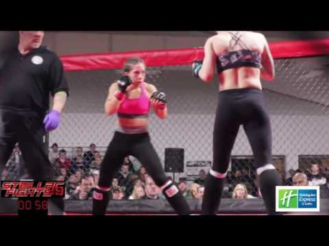 Stellar Fights 29 Gabby Will vs Veronica Mueller