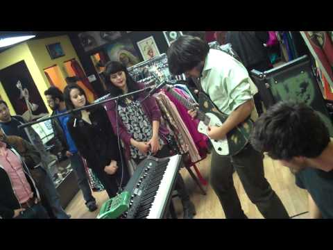 time and energy live at drapes vintage 2011 part one