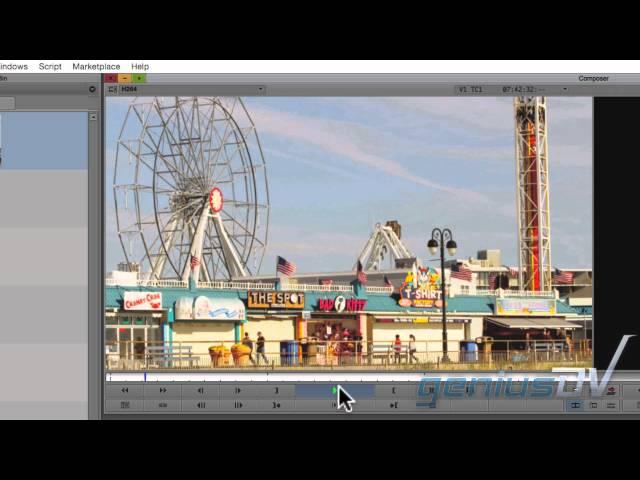 Avid Media Composer 4K workflow