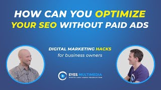 How can you optimize your SEO without paid ads on Google?