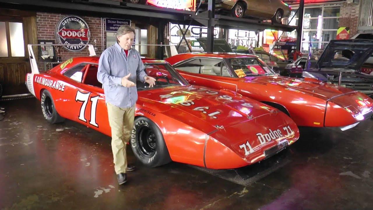 1969 DODGE DAYTONA K&K TRACK CAR