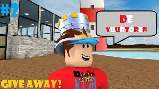 De vuurtoren - Water Park World - bouwserie in roblox (Nederlands)