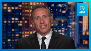 CNN'S Chris Cuomo Shares His COVID-19 Experience with AT&T