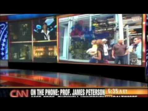 Peterson on Music TV Under Fire Voice Recording Medium