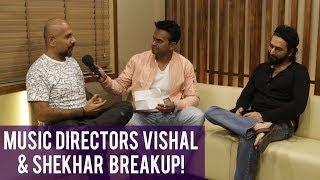 Music Directors Vishal and Shekhar breakup on Siddharth Kannan's show! | Tiger Zinda Hai
