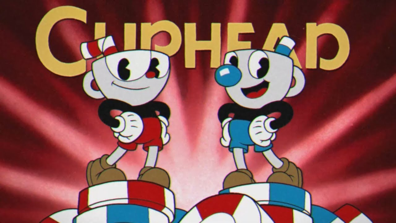Cry And Angel In Cuphead Shenanigans - Youtube-6294