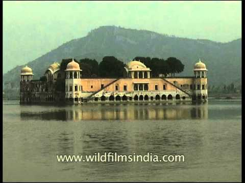 Jal Mahal : Water Palace of Jaipur, Rajasthan