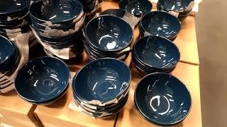 Посуда #IKEA деревянная/бокалы/графины/наборы