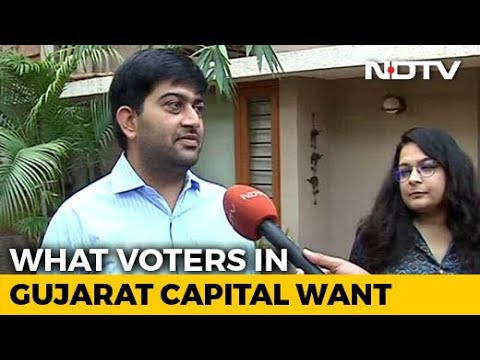 NDTV Talks To Voters In BJP's Bastion Gujarat