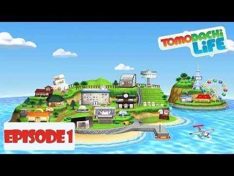A Tomodachi Life #1: Moving In.