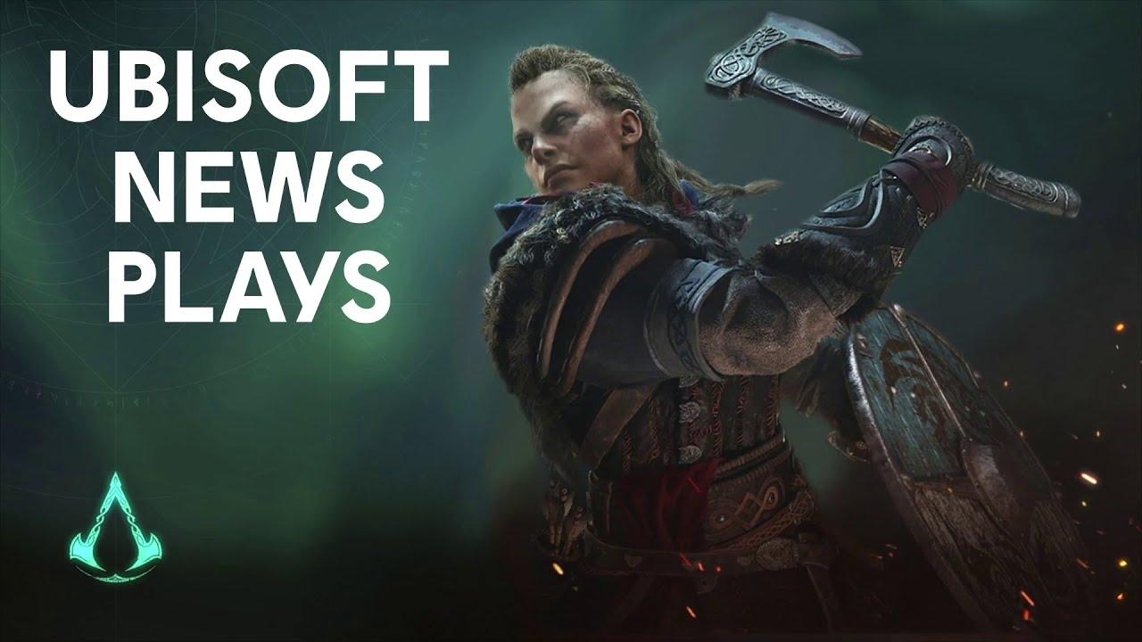 Assassin S Creed Valhalla New Gameplay Walkthrough Ubisoft Game Youtube